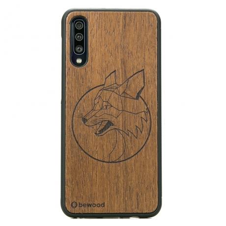 Drewniane Etui Samsung Galaxy A70 LIS MERBAU
