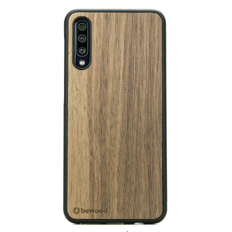 Drewniane Etui Samsung Galaxy A70 ORZECH AMERYKAŃSKI