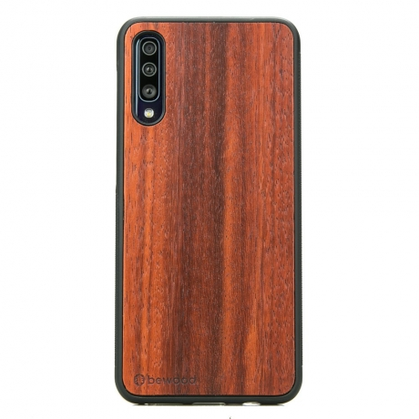 Drewniane Etui Samsung Galaxy A70 PADOUK