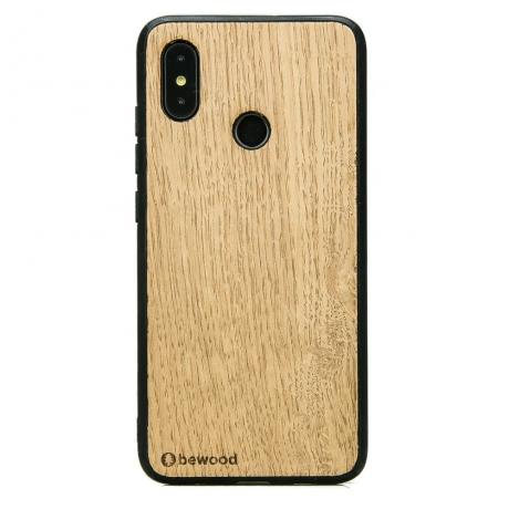 Drewniane Etui Xiaomi Mi 8 DĄB