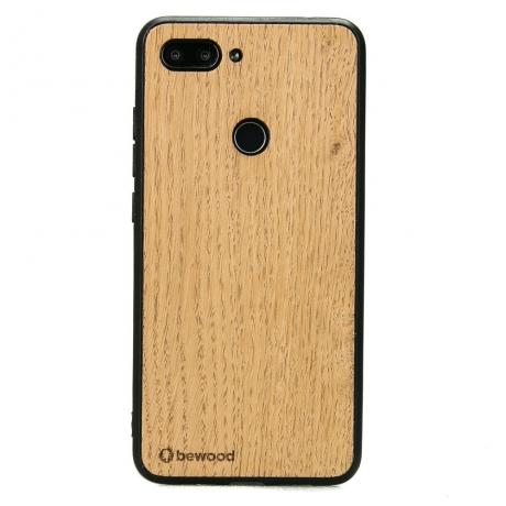 Drewniane Etui Xiaomi Mi 8 Lite DĄB