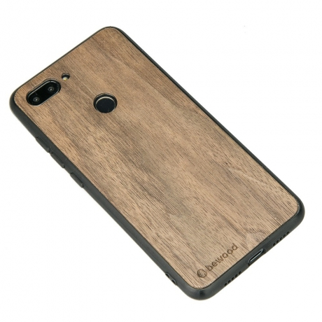 Drewniane Etui Xiaomi Mi 8 Lite ORZECH AMERYKAŃSKI