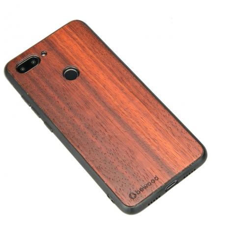 Drewniane Etui Xiaomi Mi 8 Lite PADOUK