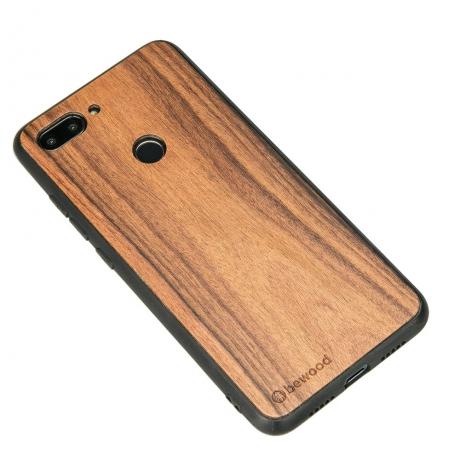 Drewniane Etui Xiaomi Mi 8 Lite PALISANDER SANTOS