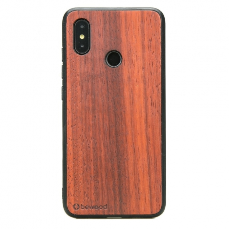 Drewniane Etui Xiaomi Mi 8 PADOUK