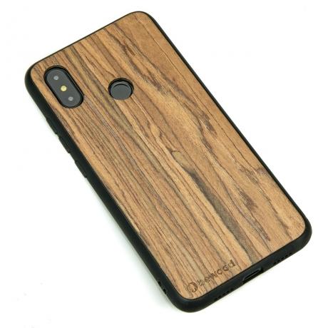 Drewniane Etui Xiaomi Mi 8 PALISANDER