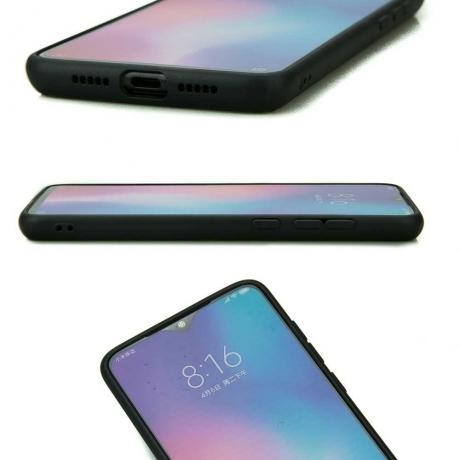 Drewniane Etui Xiaomi Mi 9 MANDALA JABŁOŃ