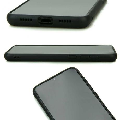Drewniane Etui Xiaomi Mi 9 SE MANDALA JABŁOŃ