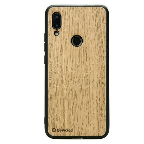 Drewniane Etui Xiaomi Redmi 7 DĄB
