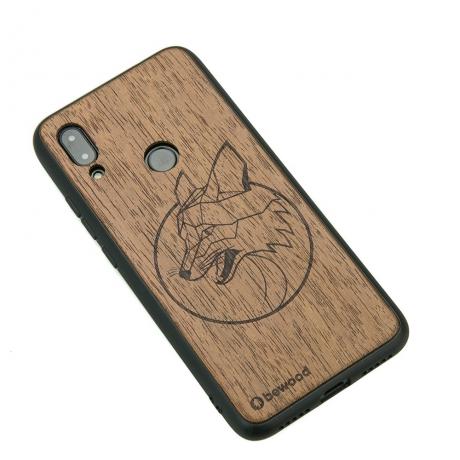 Drewniane Etui Xiaomi Redmi 7 LIS MERBAU