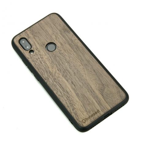 Drewniane Etui Xiaomi Redmi 7 ORZECH AMERYKAŃSKI