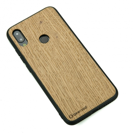 Drewniane Etui Xiaomi Redmi Note 7 DĄB