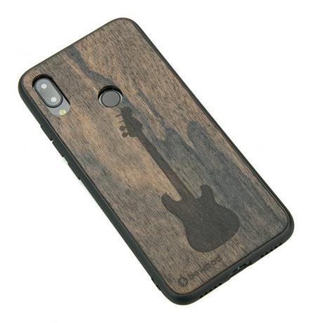 Drewniane Etui Xiaomi Redmi Note 7 GITARA ZIRICOTE