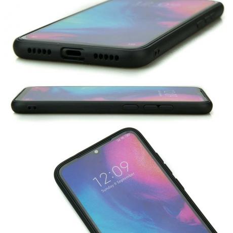 Drewniane Etui Xiaomi Redmi Note 7 MANDALA JABŁOŃ