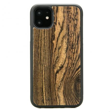 Drewniane Etui iPhone 11 BOCOTE