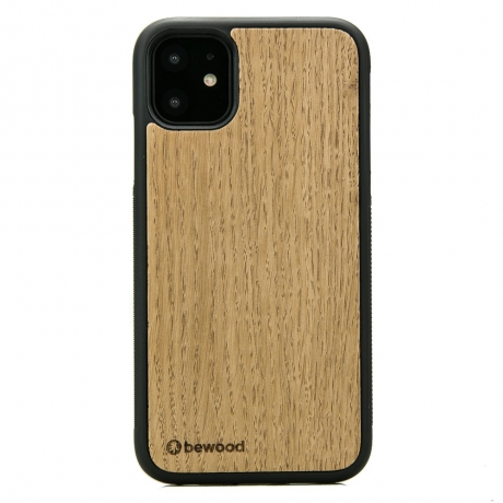 Drewniane Etui iPhone 11 DĄB