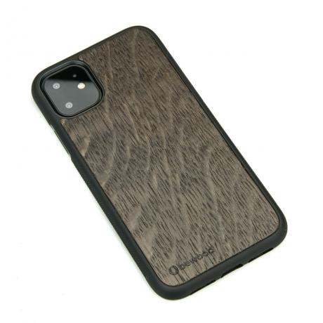 Drewniane Etui iPhone 11 DĄB WĘDZONY