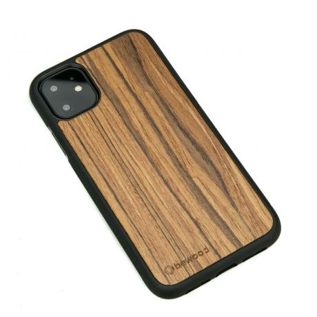 Drewniane Etui iPhone 11 OLIWKA
