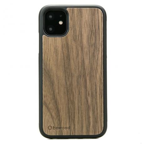Drewniane Etui iPhone 11 ORZECH AMERYKAŃSKI