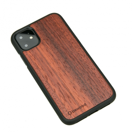 Drewniane Etui iPhone 11 PADOUK