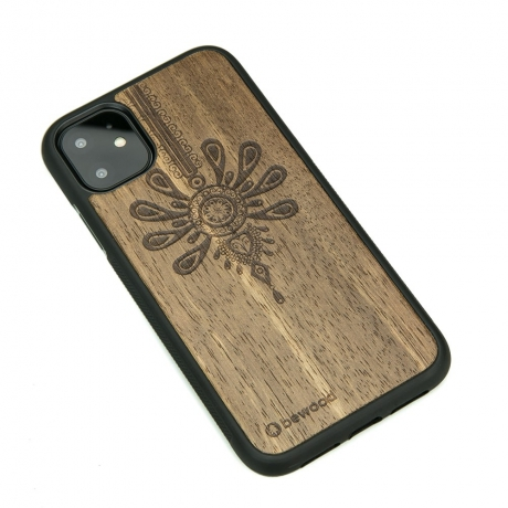 Drewniane Etui iPhone 11 PARZENICA LIMBA