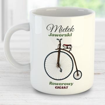 Kubek rowerzysty