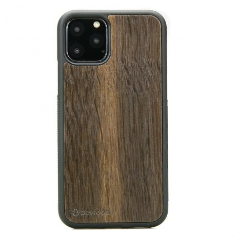 Drewniane Etui iPhone 11 PRO DĄB WĘDZONY
