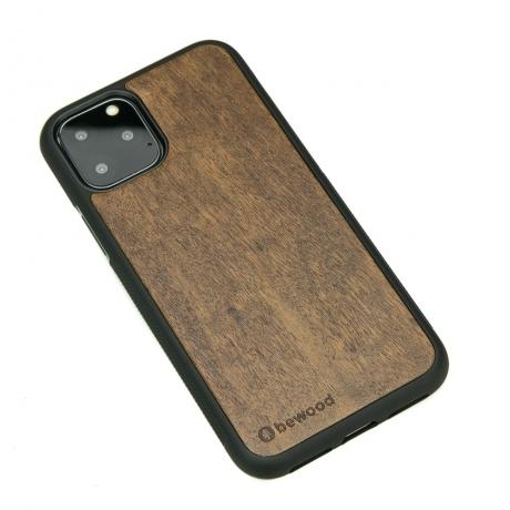 Drewniane Etui iPhone 11 PRO IMBUIA