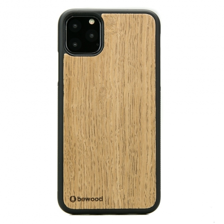 Drewniane Etui iPhone 11 PRO MAX DĄB