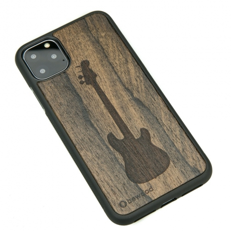 Drewniane Etui iPhone 11 PRO MAX GITARA ZIRICOTE