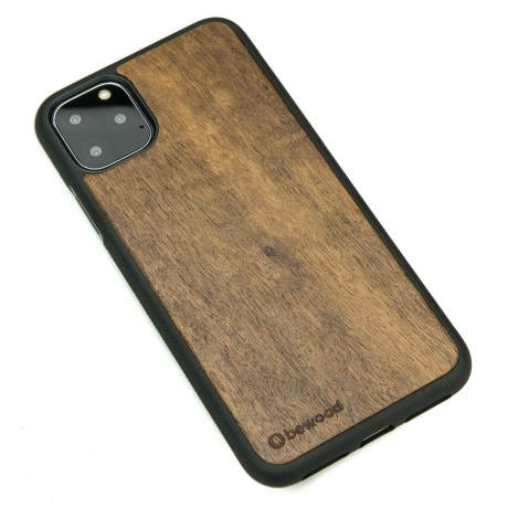 Drewniane Etui iPhone 11 PRO MAX IMBUIA