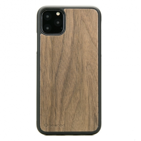 Drewniane Etui iPhone 11 PRO MAX ORZECH AMERYKAŃSKI
