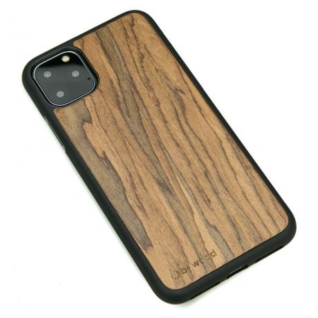 Drewniane Etui iPhone 11 PRO MAX PALISANDER
