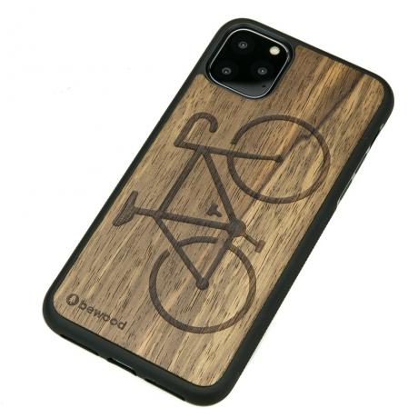 Drewniane Etui iPhone 11 PRO MAX ROWER LIMBA