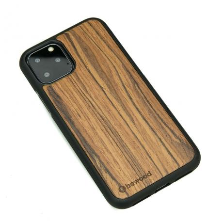 Drewniane Etui iPhone 11 PRO OLIWKA