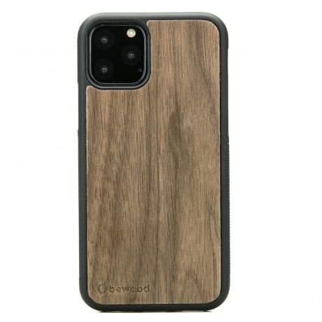 Drewniane Etui iPhone 11 PRO ORZECH AMERYKAŃSKI