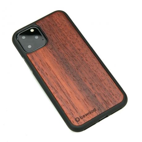 Drewniane Etui iPhone 11 PRO PADOUK