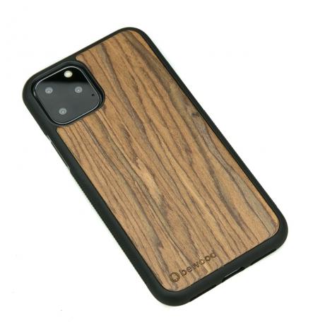 Drewniane Etui iPhone 11 PRO PALISANDER