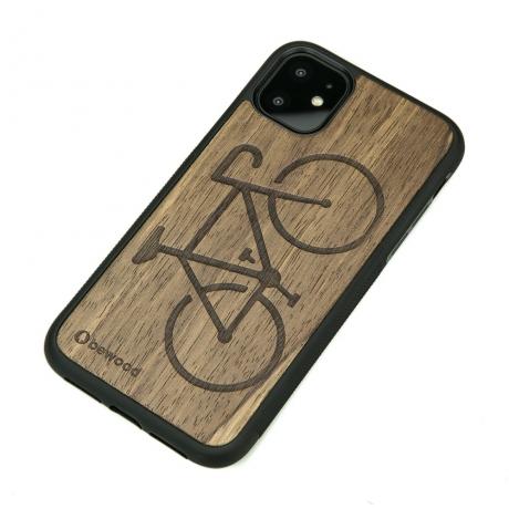 Drewniane Etui iPhone 11 ROWER LIMBA