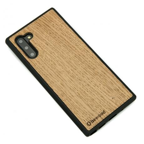Drewniane Etui Samsung Galaxy NOTE 10 DĄB