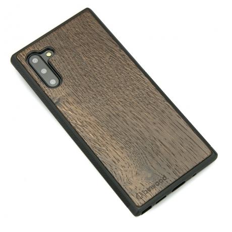 Drewniane Etui Samsung Galaxy NOTE 10 DĄB WĘDZONY