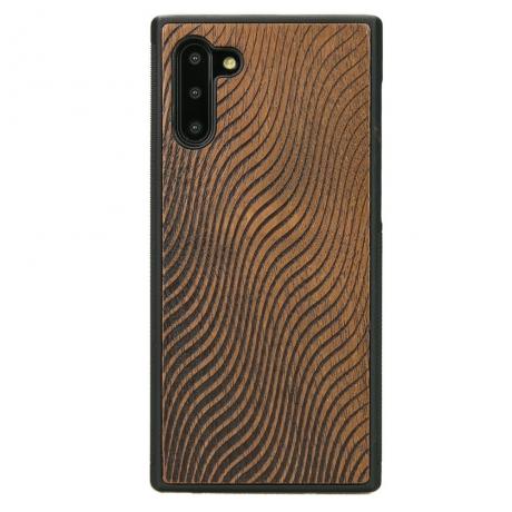 Drewniane Etui Samsung Galaxy NOTE 10 FALE MERBAU