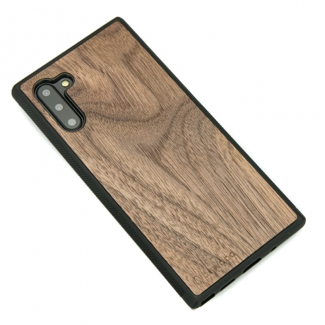 Drewniane Etui Samsung Galaxy NOTE 10 ORZECH AMERYKAŃSKI