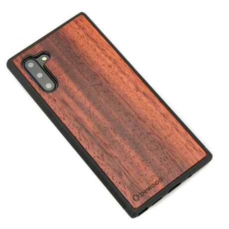 Drewniane Etui Samsung Galaxy NOTE 10 PADOUK
