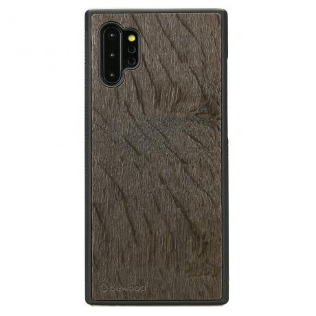 Drewniane Etui Samsung Galaxy NOTE 10+ DĄB WĘDZONY