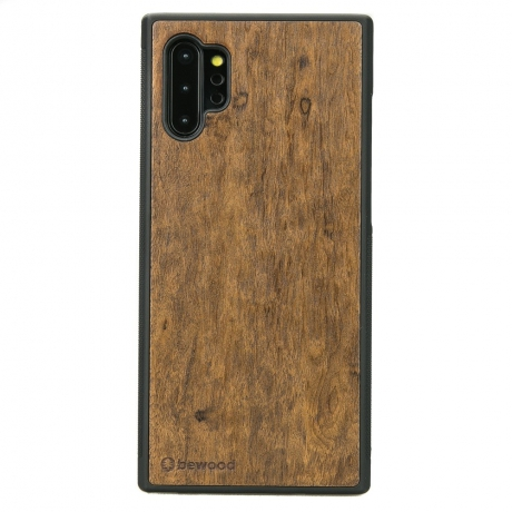 Drewniane Etui Samsung Galaxy NOTE 10+ IMBUIA
