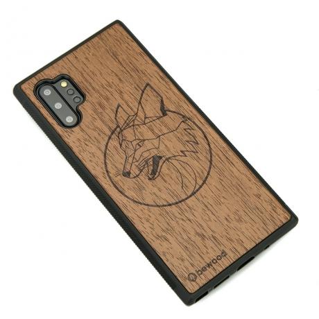 Drewniane Etui Samsung Galaxy NOTE 10+ LIS MERBAU