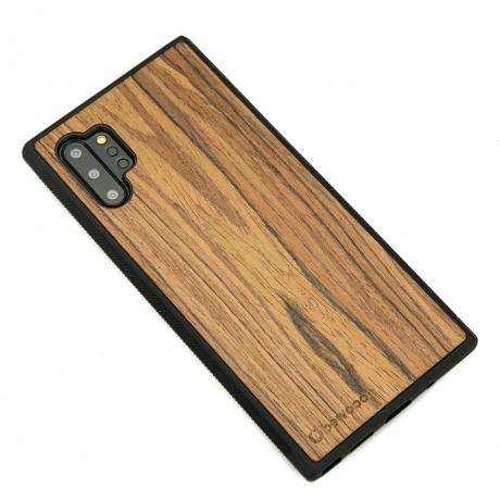Drewniane Etui Samsung Galaxy NOTE 10+ OLIWKA