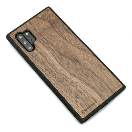 Drewniane Etui Samsung Galaxy NOTE 10+ ORZECH AMERYKAŃSKI