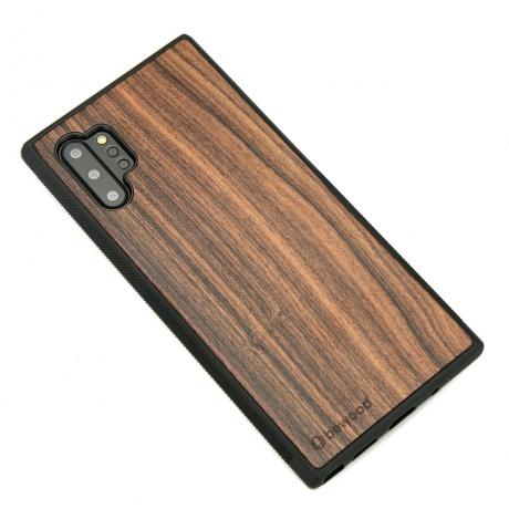 Drewniane Etui Samsung Galaxy NOTE 10+ PALISANDER SANTOS